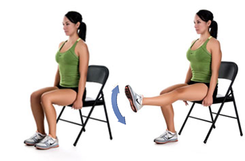 knee exercise