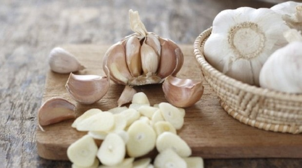 Garlic for Liver