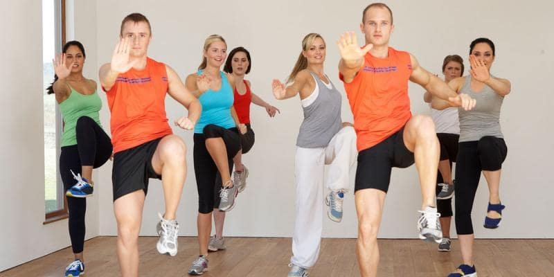activites for fitness